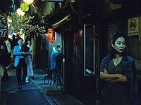 Film Fridays: Photographing Tokyo streets with a Hasselblad XPan panorama camera
