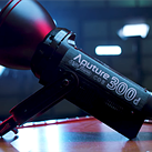 Aputure launches 2K watt Light Storm 300D LED light, its brightest light yet