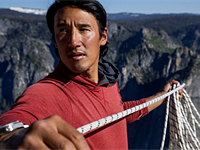 Jimmy Chin talks climbing, filmmaking and family