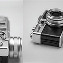 Yashica launches Y35 digiFilm camera that uses digital 'film' cartriges