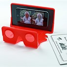 Brian May launches smartphone adapter for stereoscopic virtual reality viewer