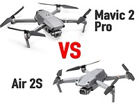 DJI Air 2S vs Mavic 2 Pro: which should you choose?