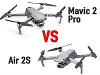 Dji Air 2s VS Mavic 2 Pro:你应该选择哪个?