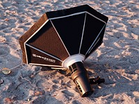 Elinchrom launches ELM8 portable continuous LED light from Light & Motion