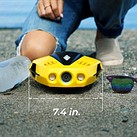 CHASING DORY is a portable, affordable underwater drone with 1080p video