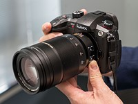 CP+ 2018: Hands-on with the Panasonic Leica 50-200mm F2.8-4 ASPH