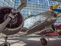 Real-world test: Nikon D750 at the Museum of Flight