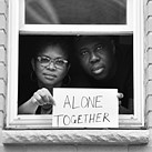 Brooklyn photographer captures neighborhood portraits of hope, unity amidst 'unprecedented' isolation