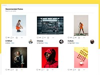 500px Home Feed redesigned to increase photographers' exposure