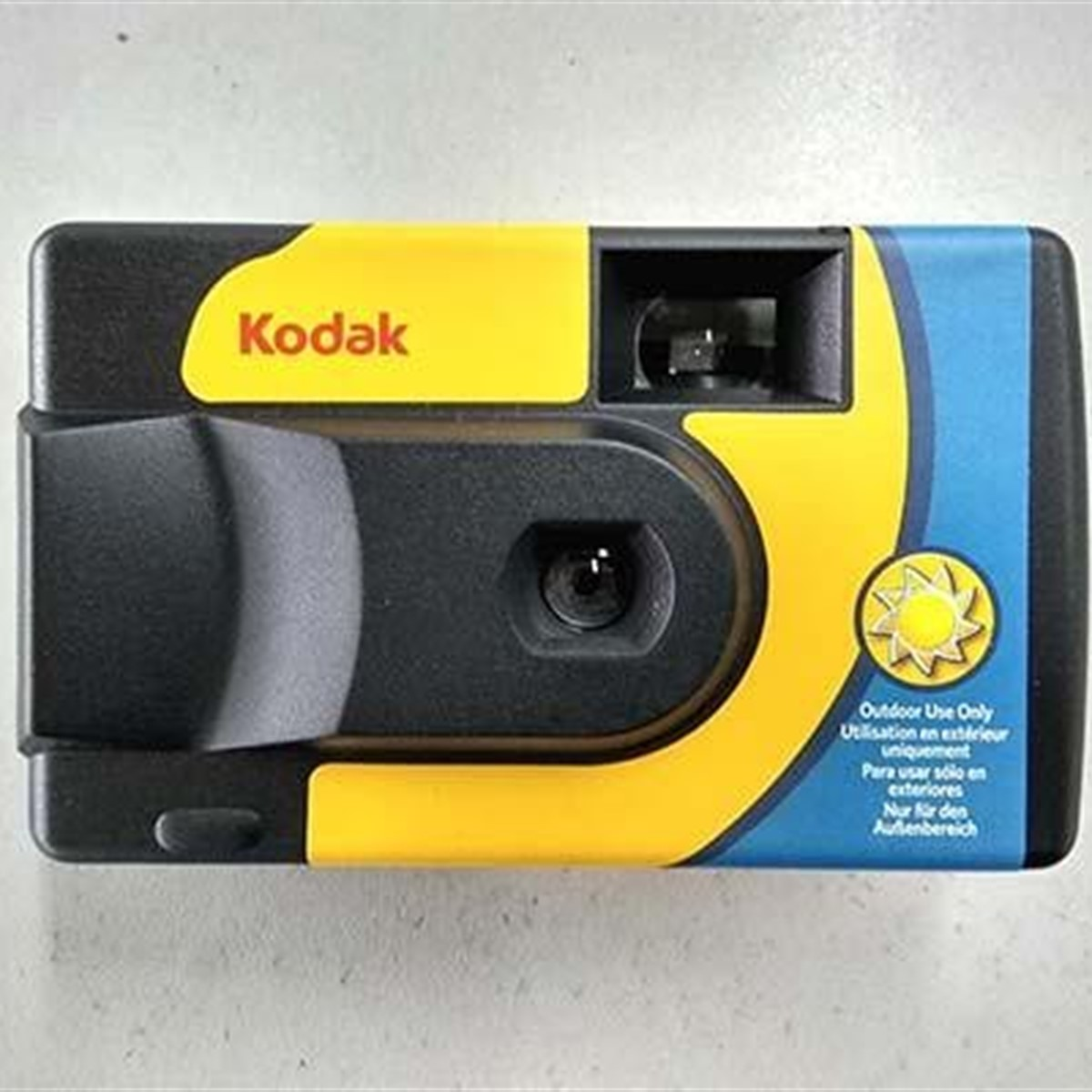 Kodak Daylight Single Use disposable camera launched in Europe ...