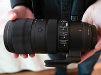 Sigma announces pricing and availability of its 70-200mm F2.8 DG OS HSM Sport lens