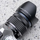 Hands on with Olympus' tiny 12-45mm F4 Pro lens