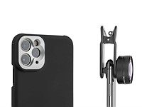 Sandmarc brings its anamorphic, tele, wide-angle and macro lenses to iPhone 11 devices