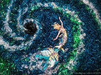 Benjamin Von Wong's latest project spotlights conservation with mermaid photo series