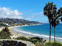 No, you don't need a $100 permit to take snapshots in Laguna Beach