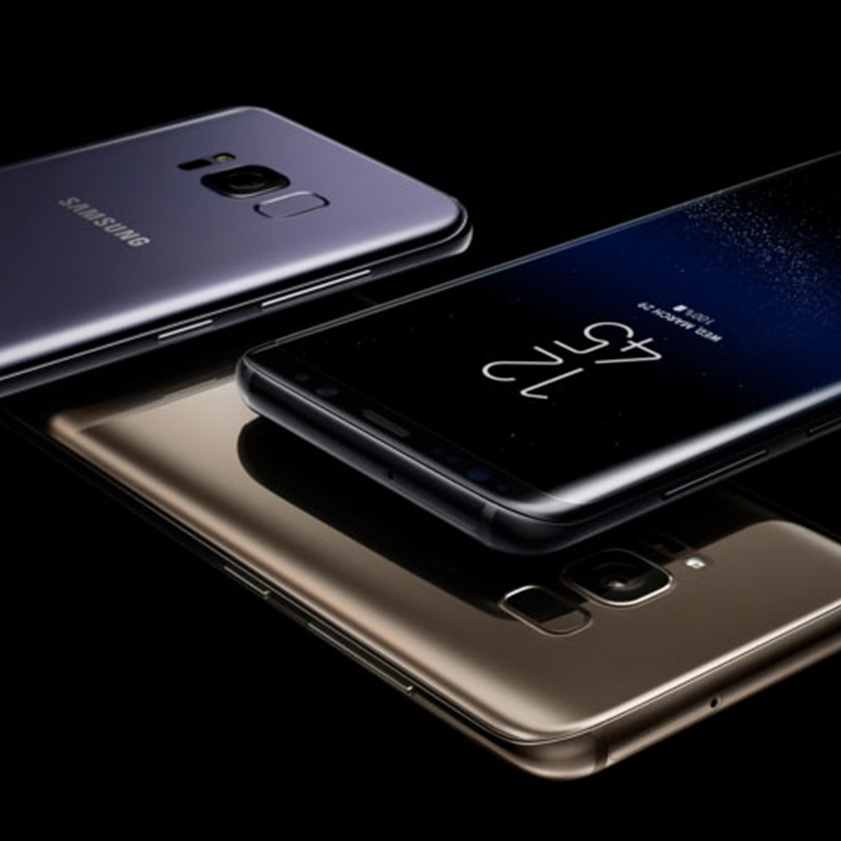 Samsung Galaxy S8 And Come With Infinity Display Multi S7 Edge Lte 128gb Absolute Black Frame Processing Digital Photography Review