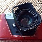 Leica M9 falls from balcony onto granite, granite comes off worse