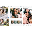 Instagram adds portrait and landscape support for multi-photo posts