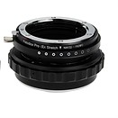 Fotodiox's DLX Stretch adapters feature a built-in extension tube for macro photography