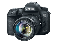 Canon EOS 7D Mark II firmware improves AF with EF 16-35mm F2.8L and EF-S 17-55mm F2.8 lenses