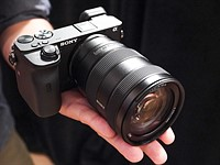 Hands-on with the Sony E 16-55mm F2.8 and 70-350mm F4.5-6.3