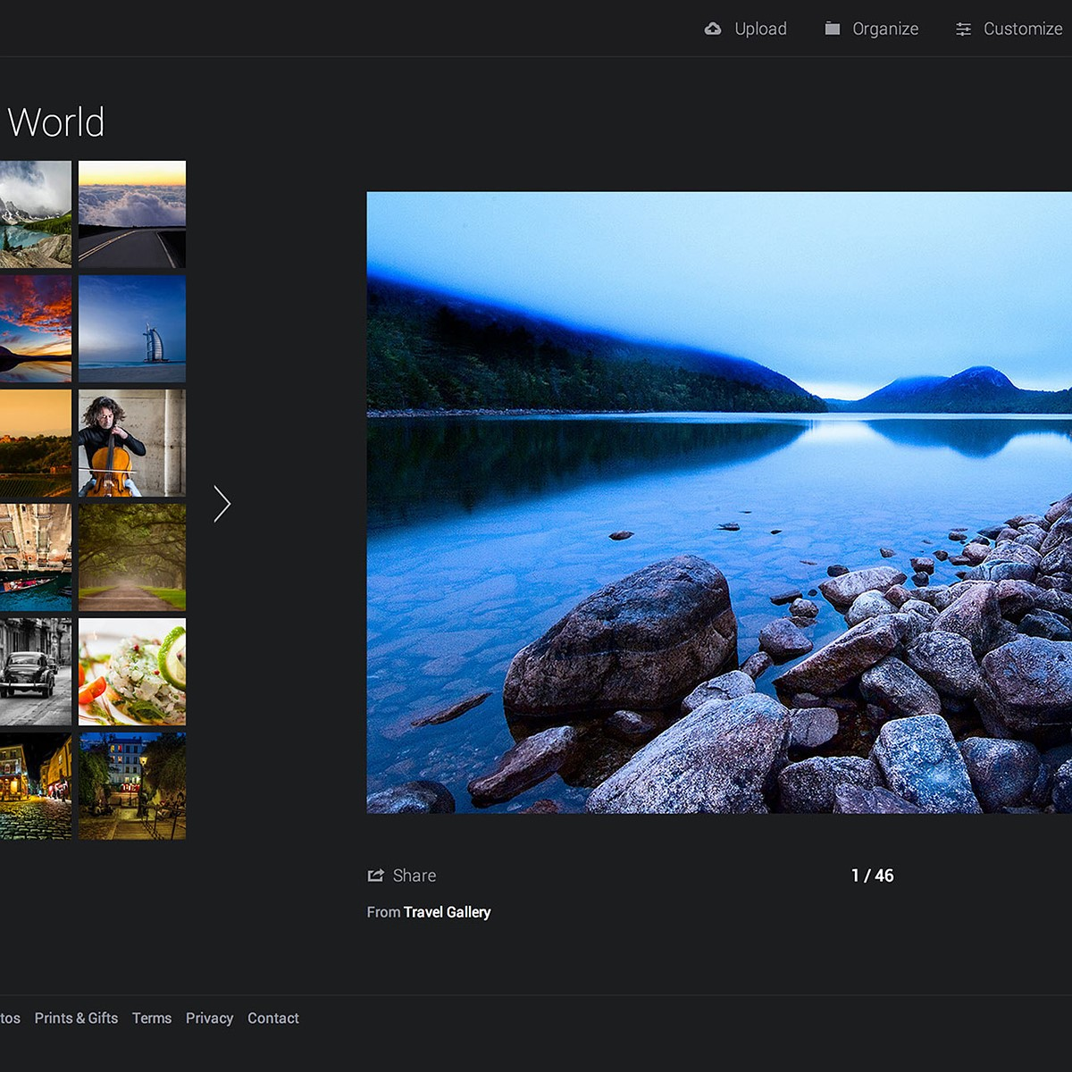 SmugMug launches totally redesigned website: Digital Photography Review