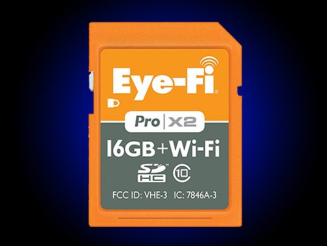 Battle of the Wi-Fi Cards: Eye-Fi vs  Transcend: Digital