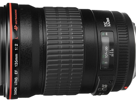 Roger Cicala compares Zeiss and Canon 135mm f/2 lenses: Digital