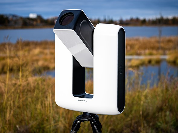 Stellina: imaging the sky with a smart telescope