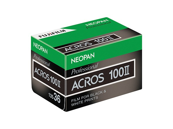 Fujifilm plans to bring back NEOPAN 100 Acros black and white film by the end of the year