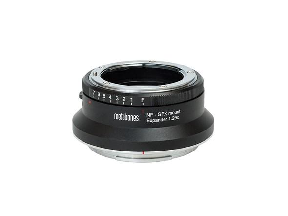 Metabones releases Nikon F-mount to Fujifilm G-mount adapter with 1.26x magnifaction