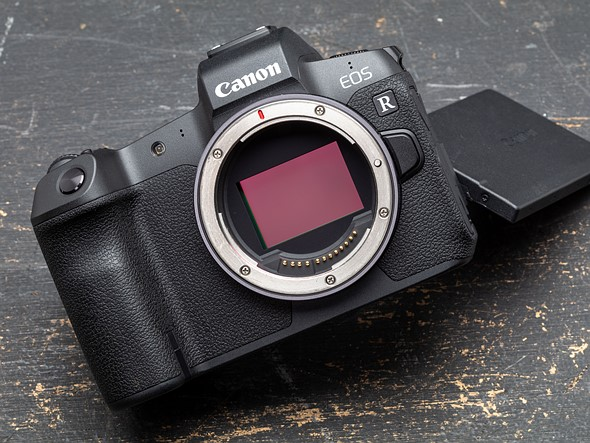Canon releases minor 1 6 0 firmware update for its EOS R