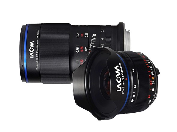Venus Optics launches Laowa 11mm F4.5 lens for Canon RF mount, 65mm F2.8 2X Macro lens for Nikon Z mount