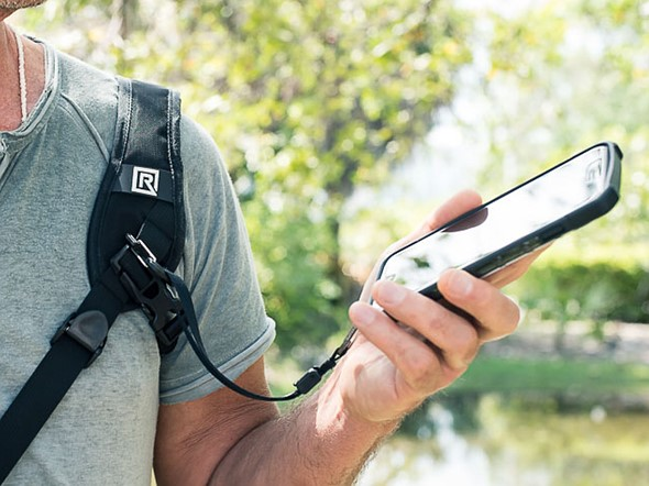 BlackRapid releases WandeR smartphone safety tether for mobile shooters
