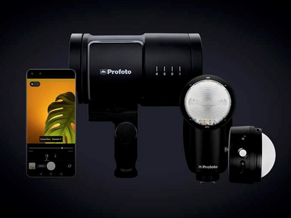 (Select) Android smartphones now work with Profoto's professional lights via Profoto Camera app beta