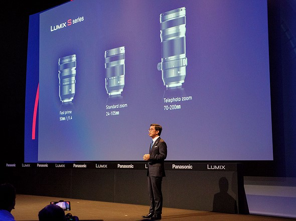 Panasonic S1 and S1R: What we know so far