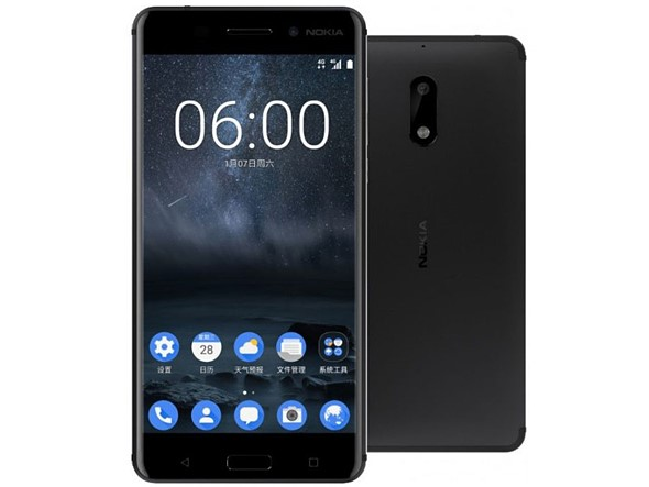 Hmd global releases nokia 6 android smartphone digital photography hmd global the finnish company that acquired the exclusive nokia brand licensing rights for mobile phones in late 2016 has released its first model under gumiabroncs Choice Image