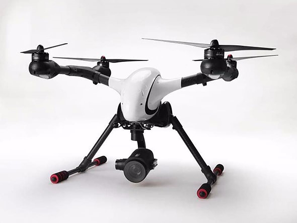 Voyager 4 Drone comes with 16x optical zoom and 4G connectivity 1