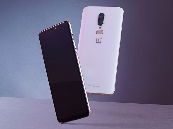 OnePlus 6 smartphone launches with bigger image sensor and OIS