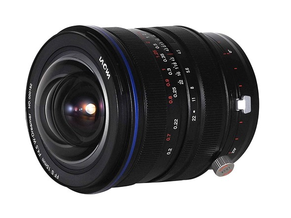 Venus Optics adds Leica L, Pentax K mount options to its 15mm F4.5 Zero-D Shift lens