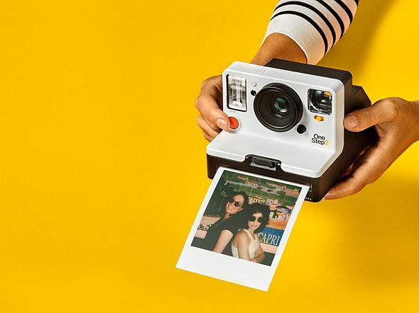 8c9c7408e4c Polaroid is back! Unveils OneStep 2 instant camera and i-Type film ...