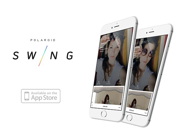 Polaroid Swing is a new take on Apple's Live Photos 1