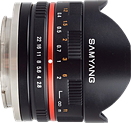 Samyang creates 8mm F2.8 fish-eye lens for Sony NEX and Samsung NX