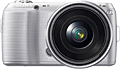 Sony NEX-C3 announced and previewed