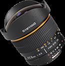 Samyang updates 8mm F3.5 fisheye with CPU for Nikon