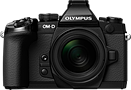Olympus blends E-M5 and E-5 to create OM-D E-M1 flagship ILC