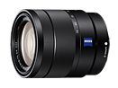 Sony launches Zeiss 16-70mm F4 OSS, 18-105mm F4 G, and black 50mm F1.8 E-mount lenses