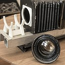 Resurrecting a WWII optic with scraps and a 3D printer