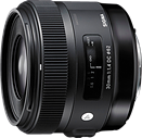 Sigma US to ship 19mm f/2.8, 30mm f/2.8 and 30mm f/1.4 this month