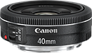 Canon creates EF-S 18-135mm F3.5-5.6 IS STM and EF 40mm F2.8 STM
